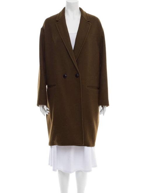 Isabel Marant Wool Coat Wool