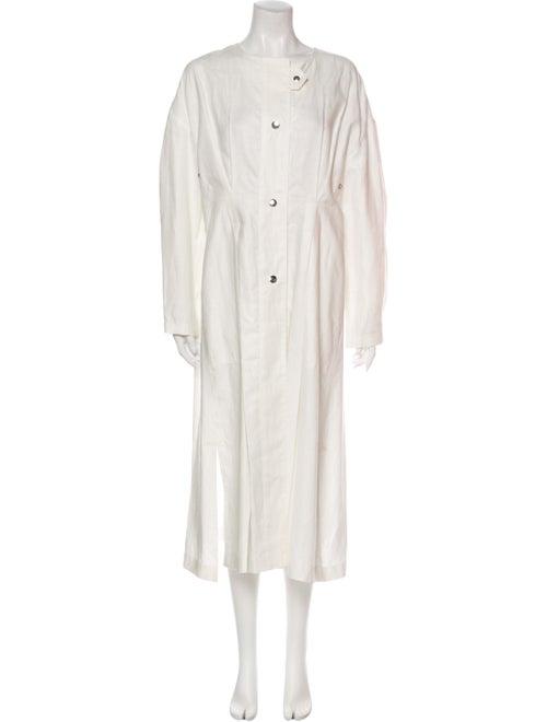 Isabel Marant Linen Jacket White - image 1