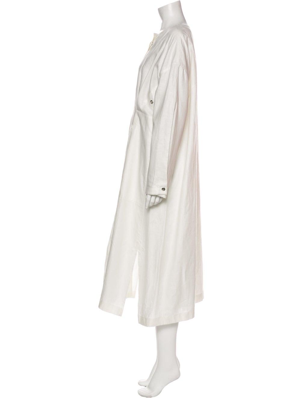 Isabel Marant Linen Jacket White - image 2