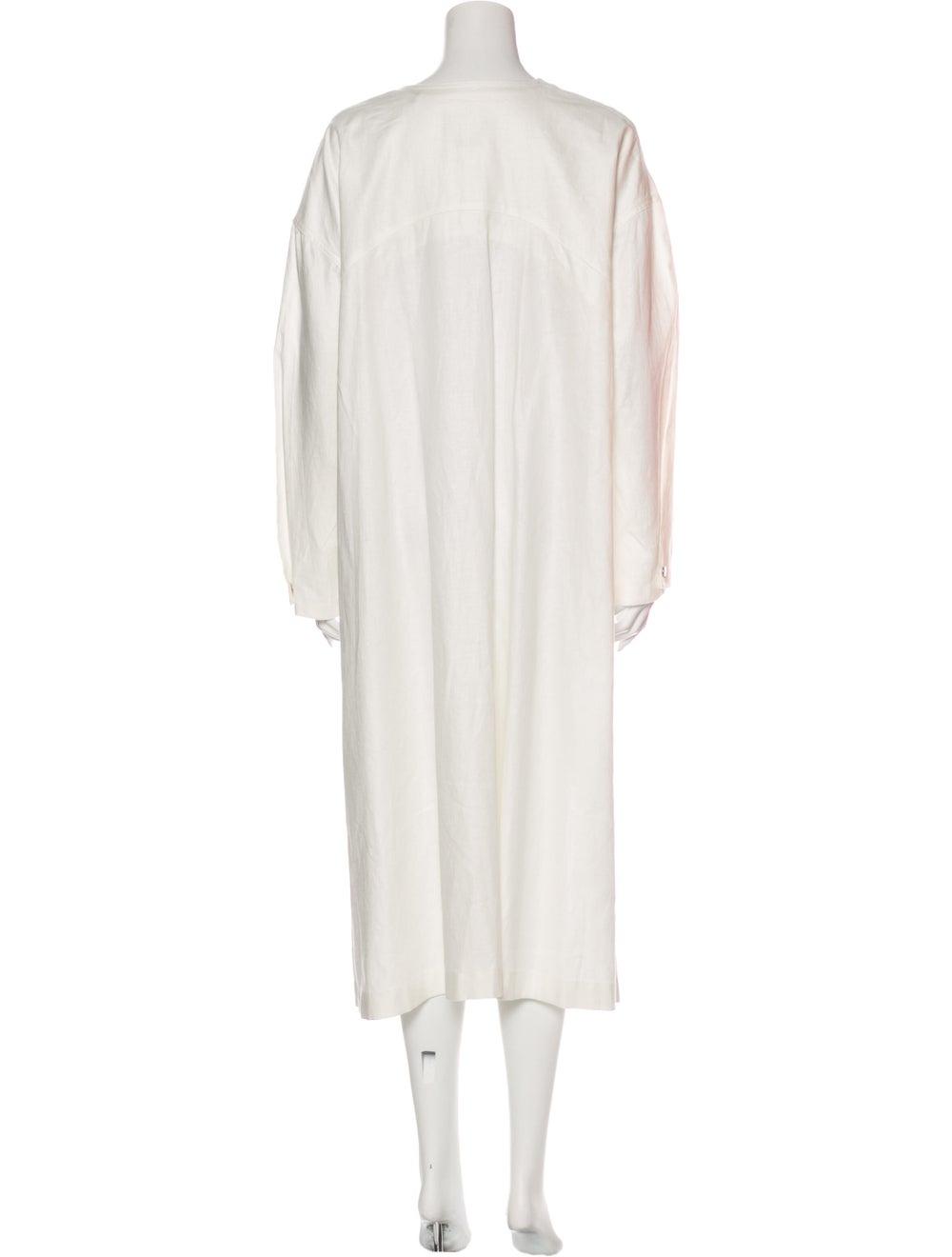 Isabel Marant Linen Jacket White - image 3
