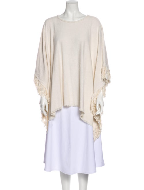 Isabel Marant Silk Poncho