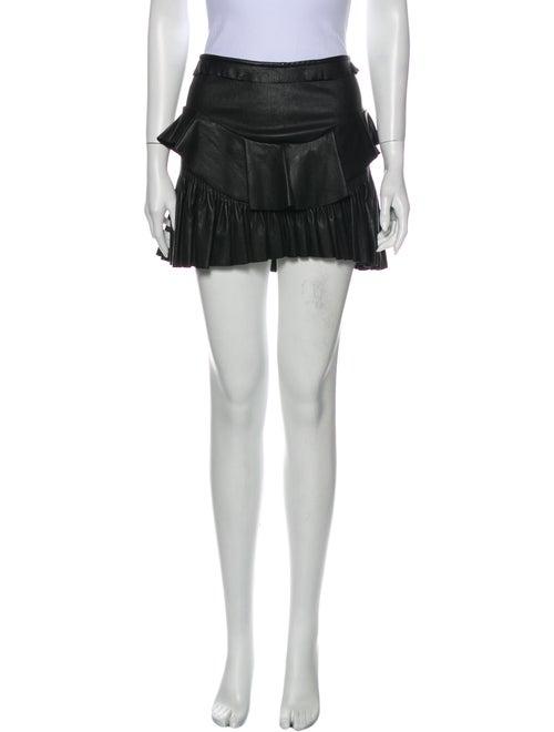 Isabel Marant Mini Skirt Black
