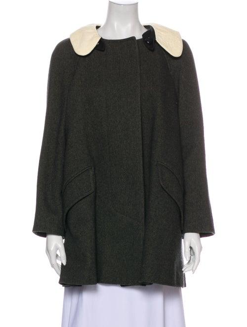 Isabel Marant Wool Coat Wool