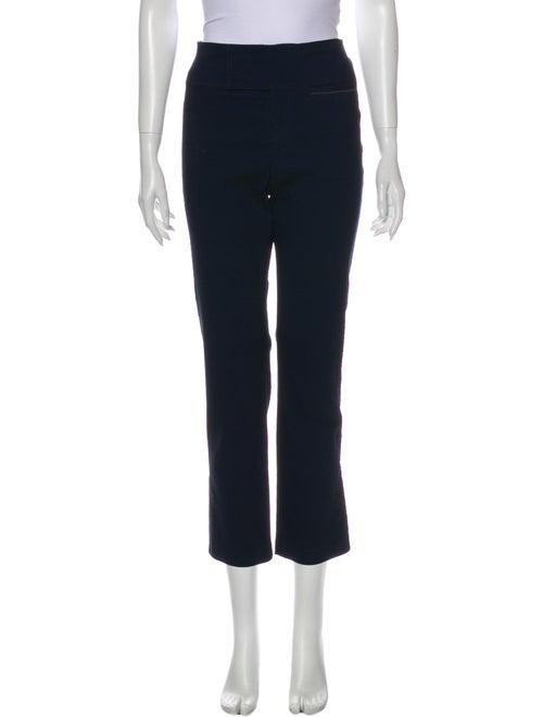 Isabel Marant Straight Leg Pants Blue