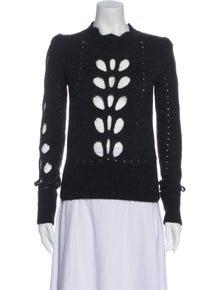 Isabel Marant Mock Neck Sweater