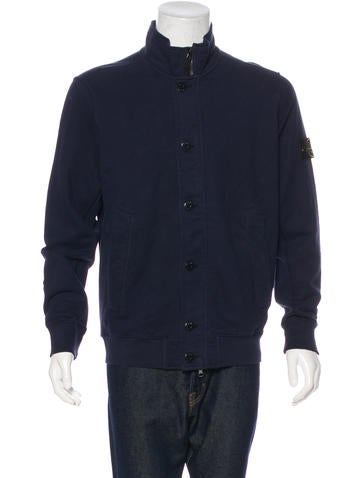 Stone Island Zip-Up Sweater w/ Tags None