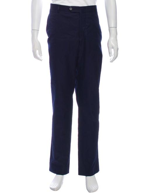 Isaia Pants Blue