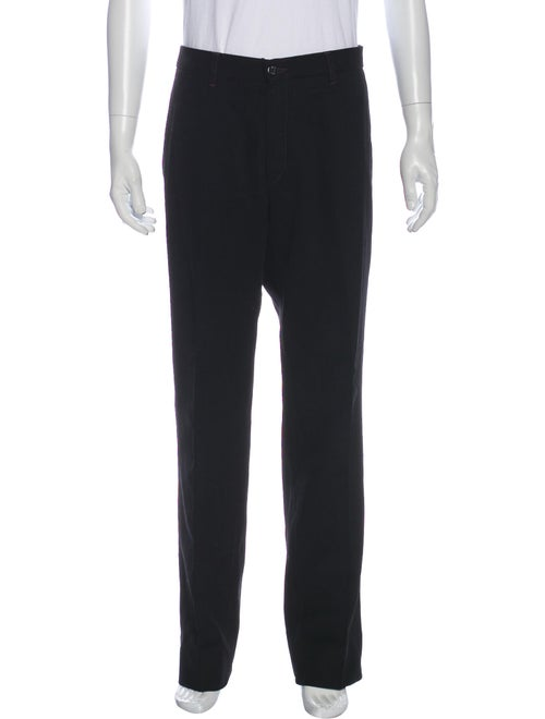 Isaia Dress Pants Black