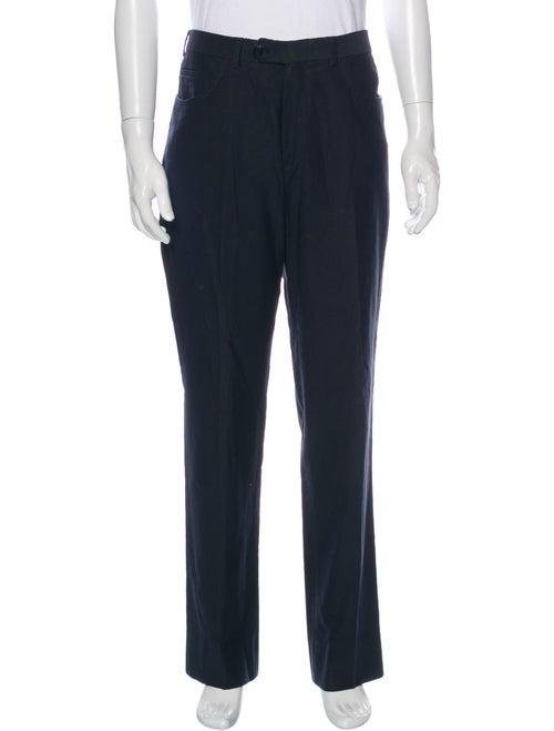 Isaia Dress Pants Blue