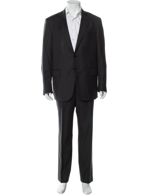 Isaia Wool Two-Piece Suit Wool - image 1