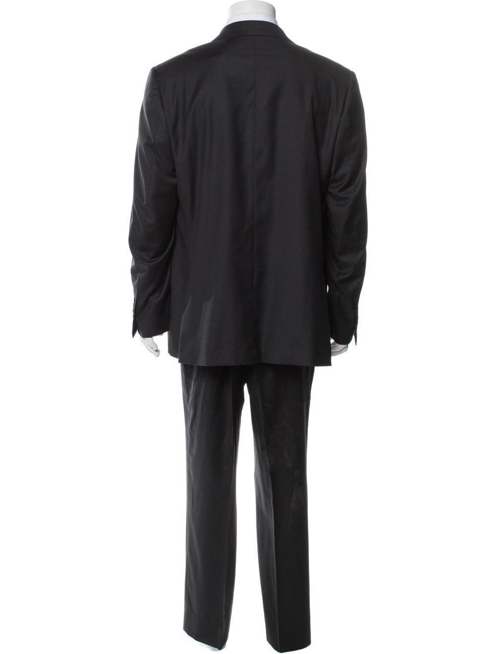 Isaia Wool Two-Piece Suit Wool - image 3