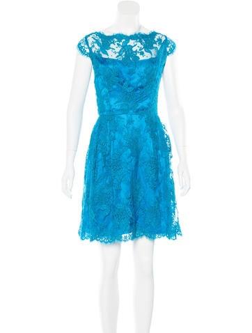 Issa Lace Knee-Length Dress