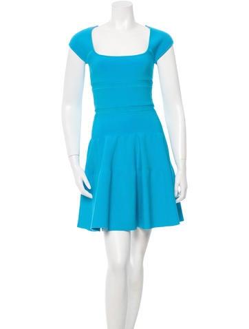 Issa Rib Knit Dress w/ Tags None