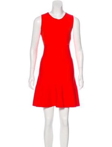 Issa Knit Mini Dress None