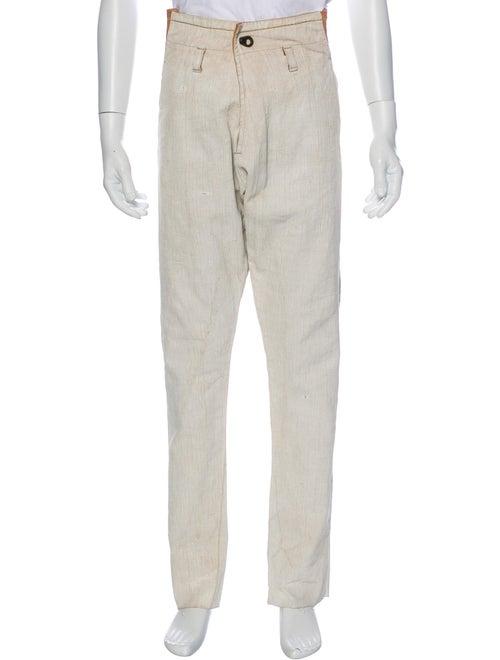 Isaac Sellam Linen Pants