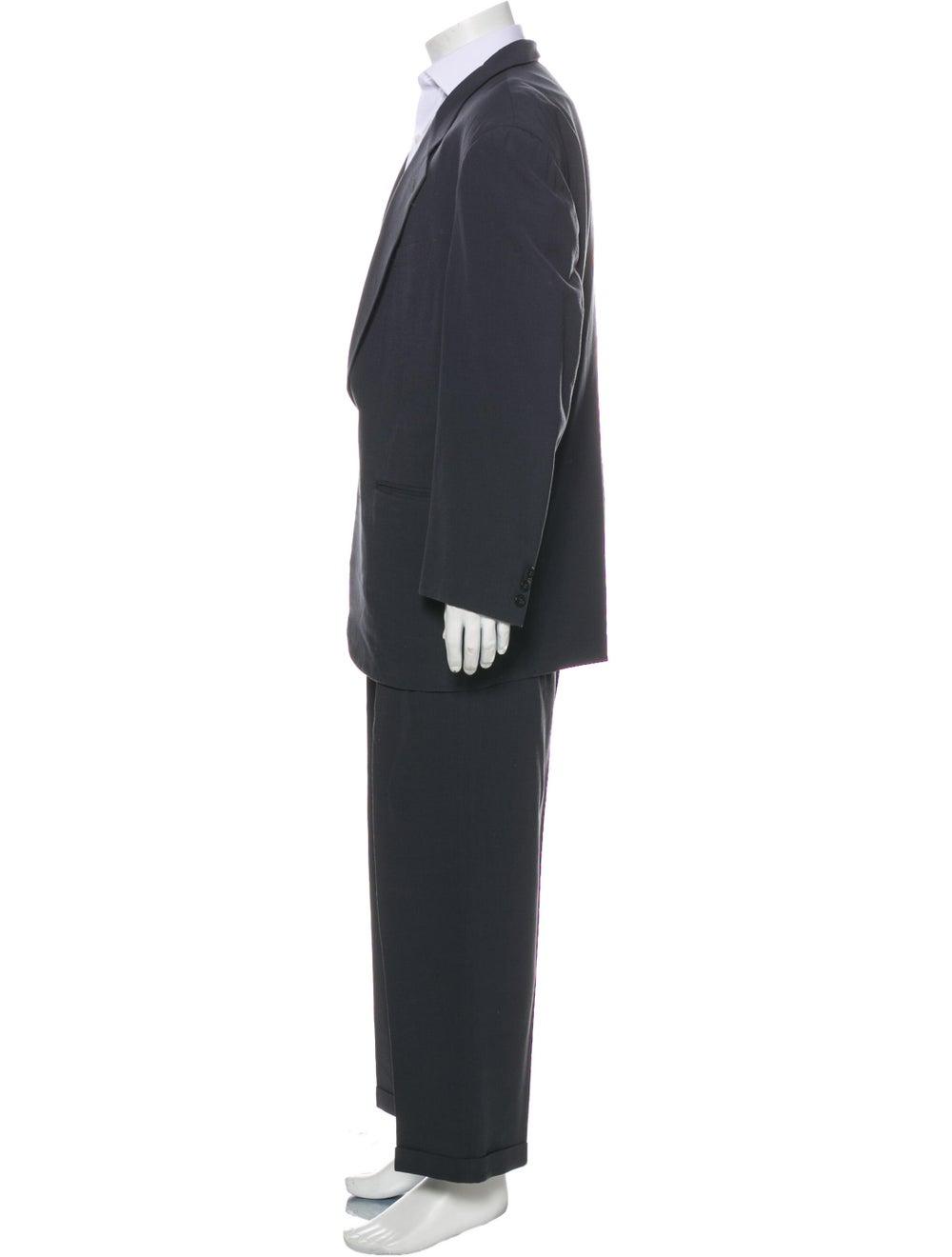 Issey Miyake Wool Two-Piece Suit Wool - image 2