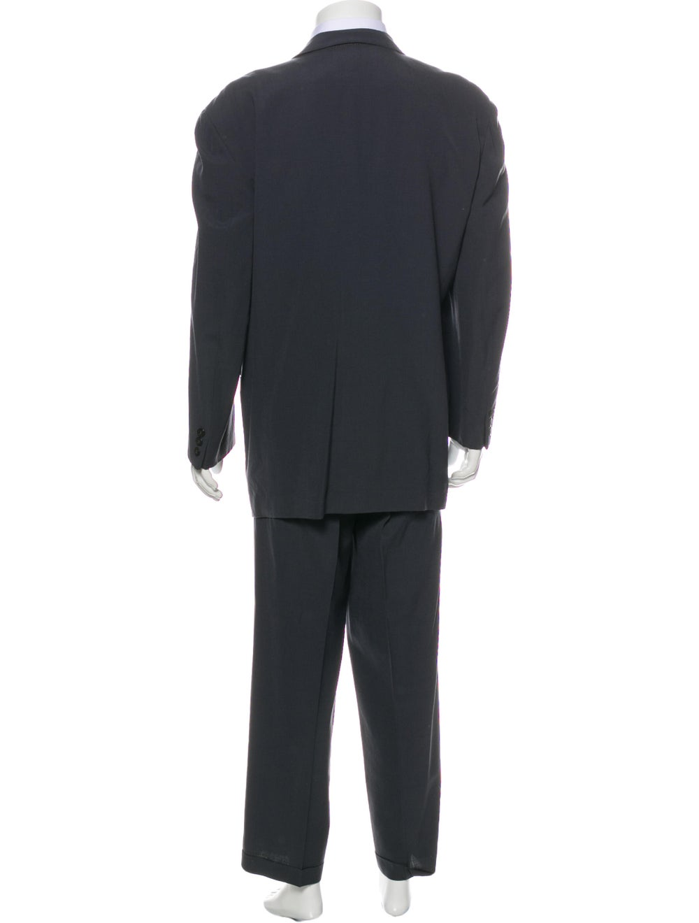 Issey Miyake Wool Two-Piece Suit Wool - image 3