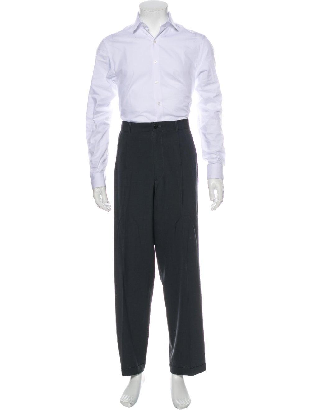 Issey Miyake Wool Two-Piece Suit Wool - image 4