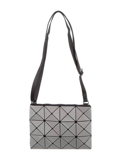 Issey Miyake Prism Crossbody Bag Grey