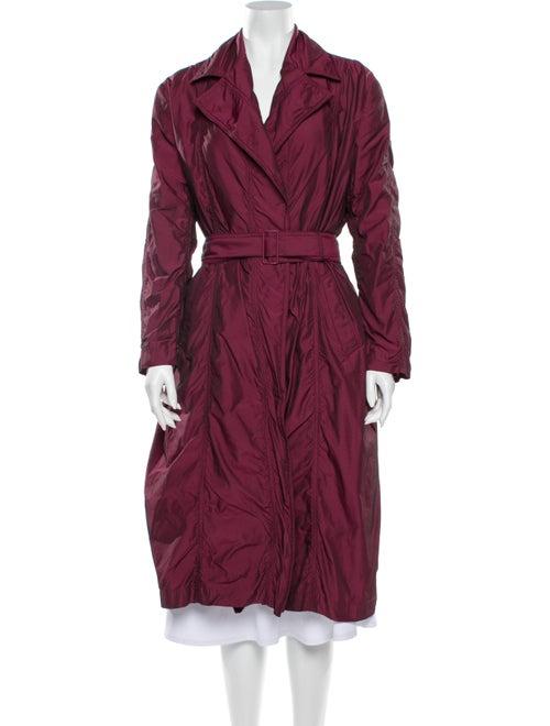 Issey Miyake Trench Coat Pink