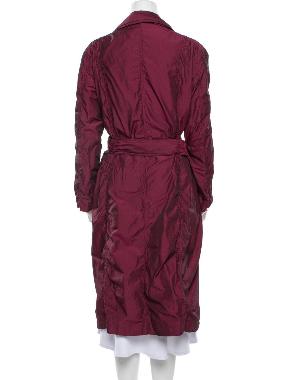 Issey Miyake Trench Coat Pink - image 3