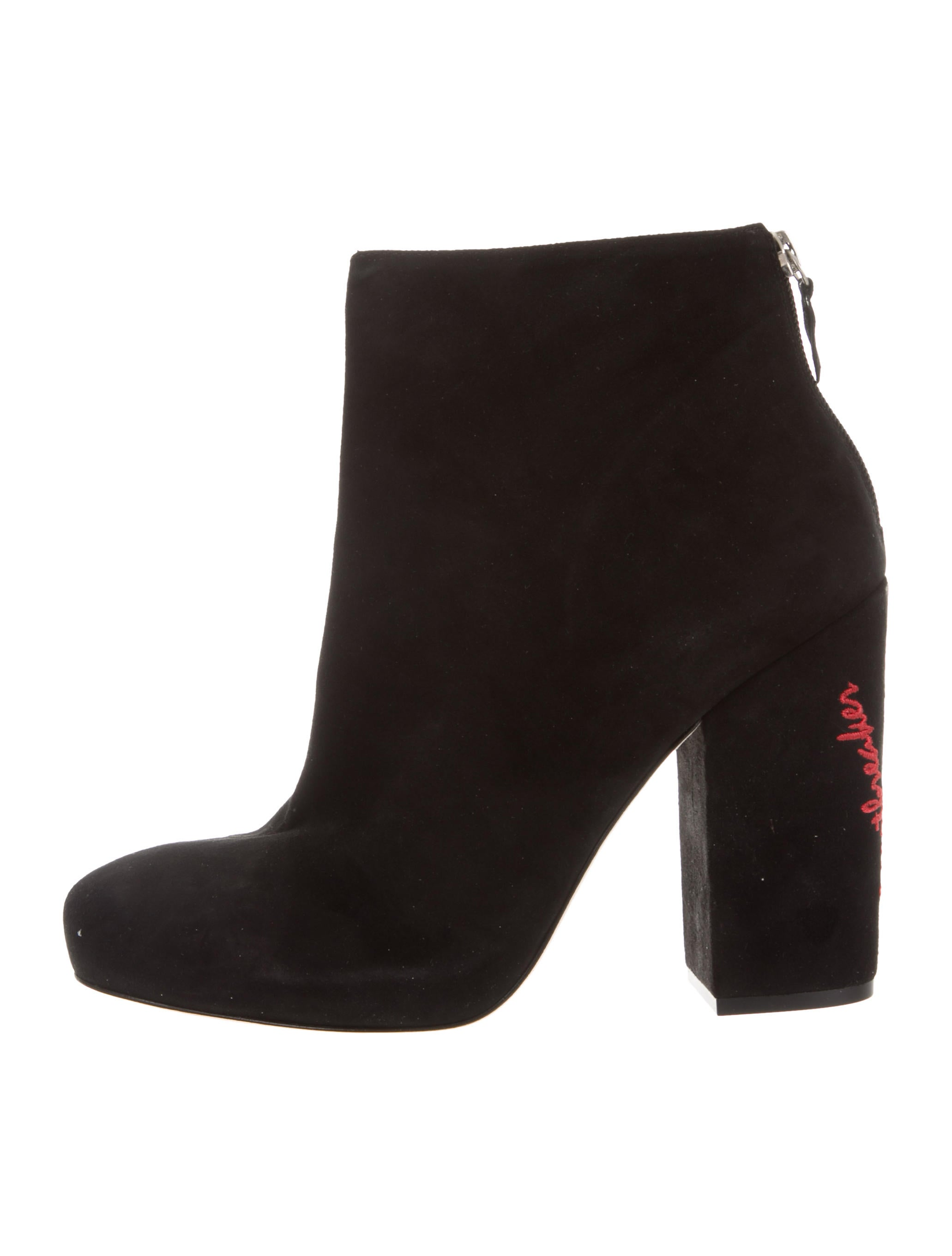 Isa Tapia Argon Heartbreaker Ankle Boots w/ Tags cheap sale free shipping A00EO