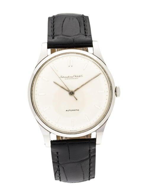 IWC Classic Watch silver