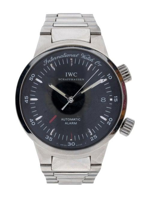 IWC GST Alarm Watch black