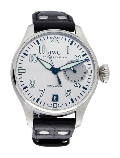IWC Big Pilot's Watch grey