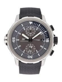 IWC Aquatimer Chronograph Sharks Edition Watch