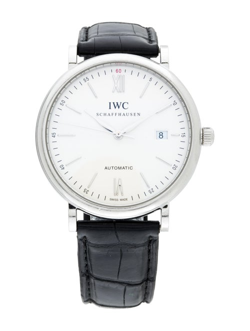 IWC Portofino Watch Silver