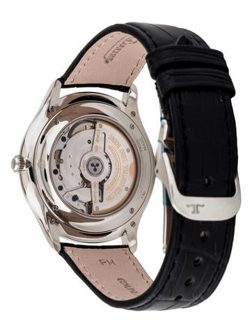 jaeger lecoultre watch how to open