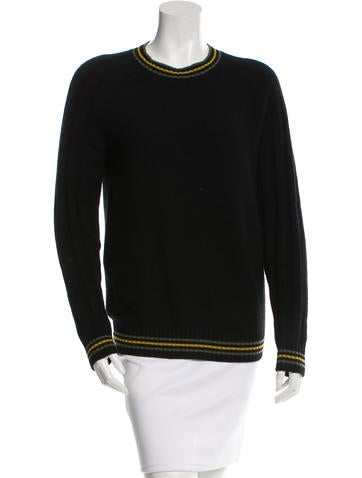 Jason Wu Crew Neck Cashmere Sweater None