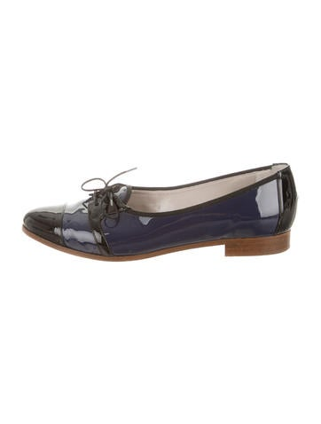 Jason Wu Cap-Toe Oxfords None