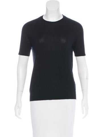 Jason Wu Cashmere Knit Top None