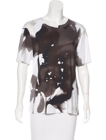 Jason Wu Short Sleeve Top None