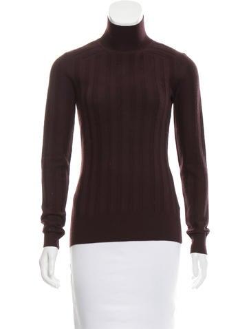 Jason Wu Ribbed Wool Sweater None
