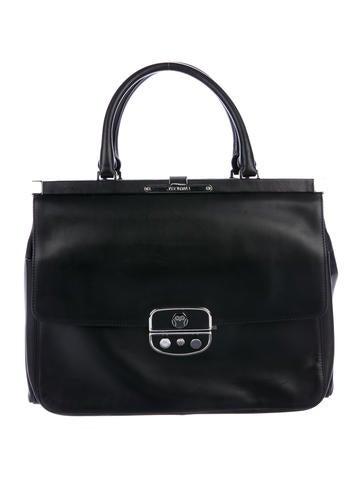Jason Wu Leather Miss Wu Bag None
