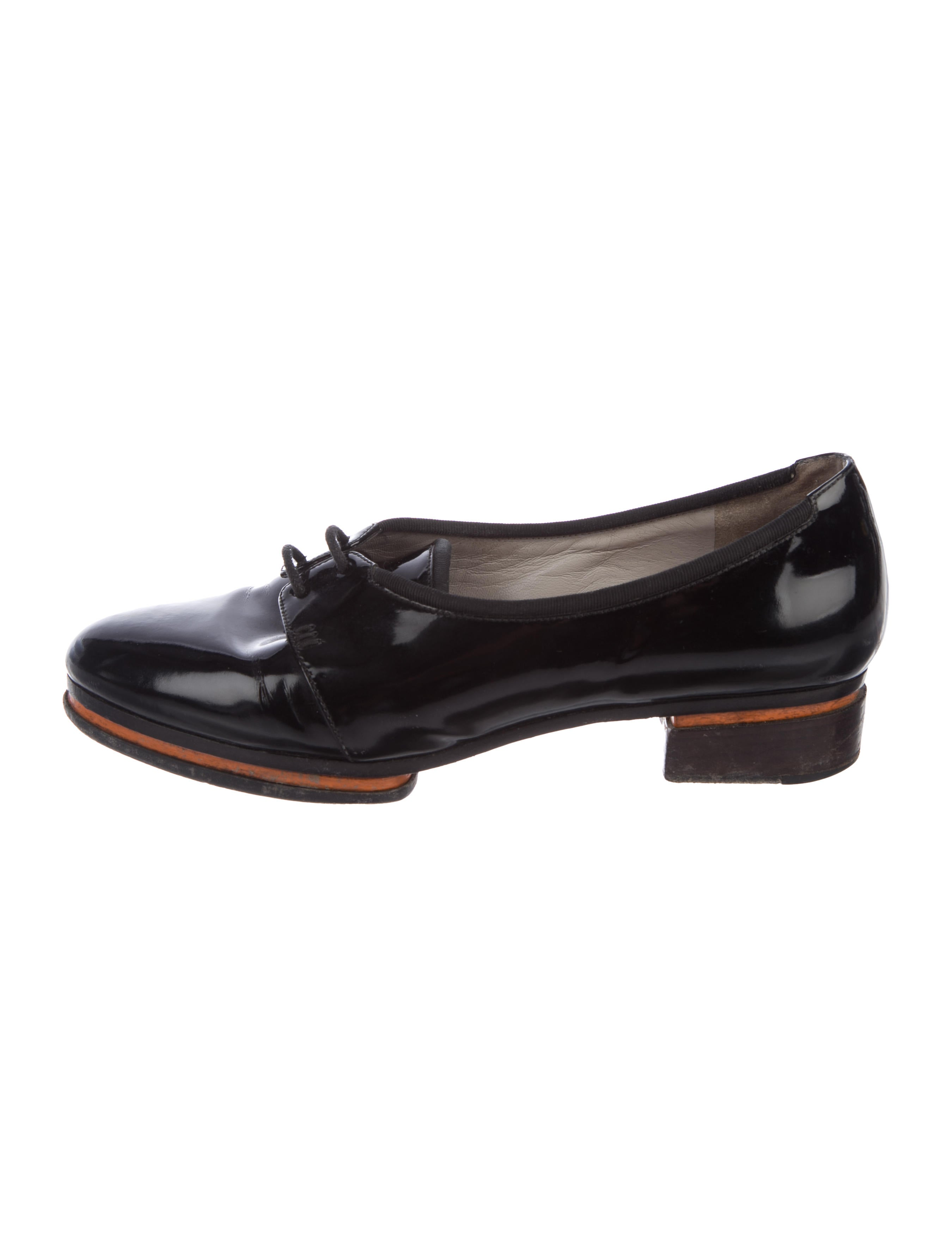 best for sale Jason Wu Patent Leather Round-Toe Oxfords outlet choice fashionable sale online sale 100% authentic wgmQyDK1do