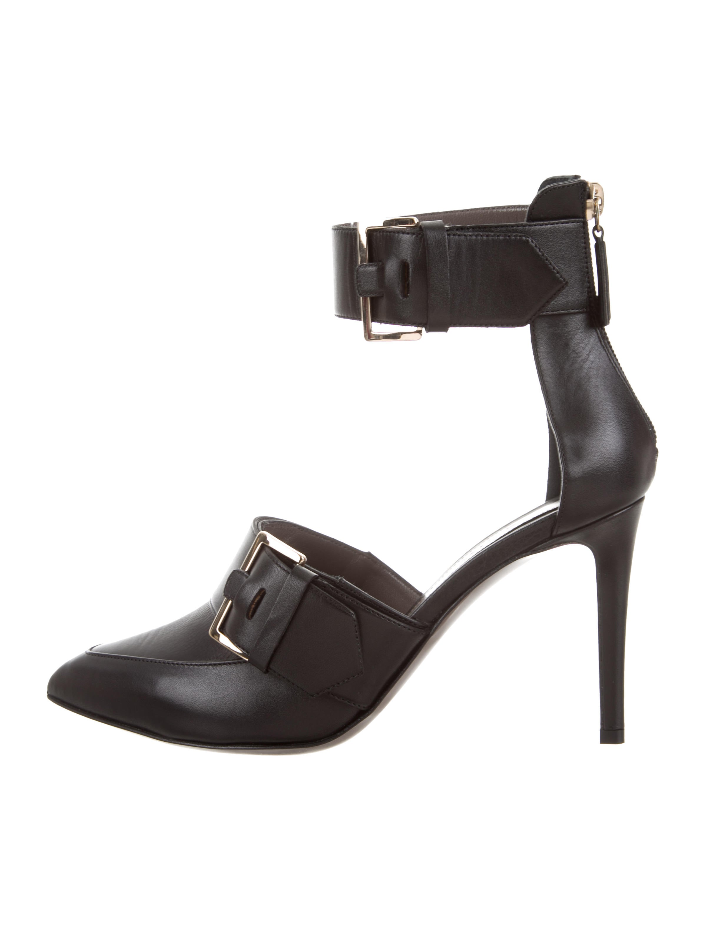 Jason Wu Pointed-Toe Ankle Strap Pumps cheap buy authentic high quality online outlet original fbQOe1IoA