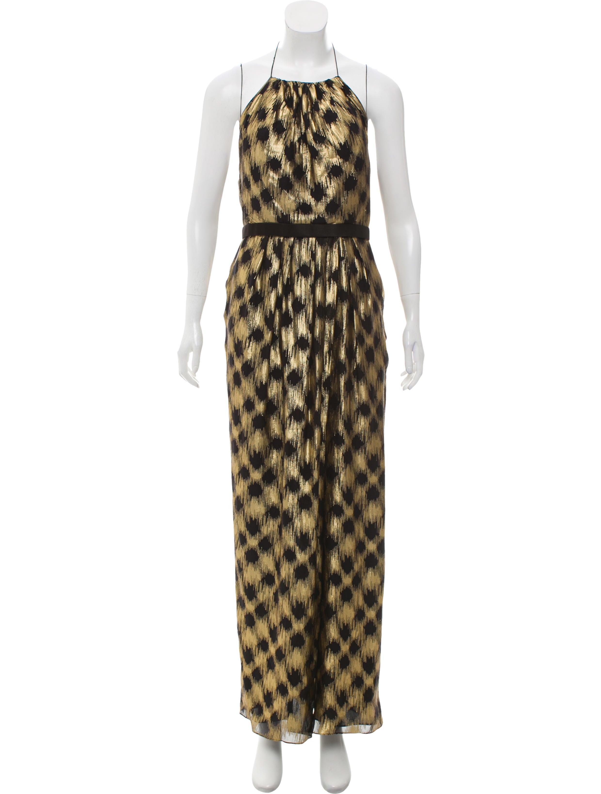 Jason Wu Lurex Maxi Dress Huge Surprise For Sale Buy Cheap Prices Outlet Store Ebay For Sale Countdown Package Sale Online LNSQMKltN