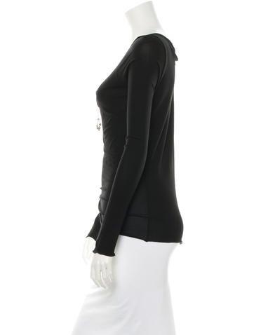 Long-Sleeve Top