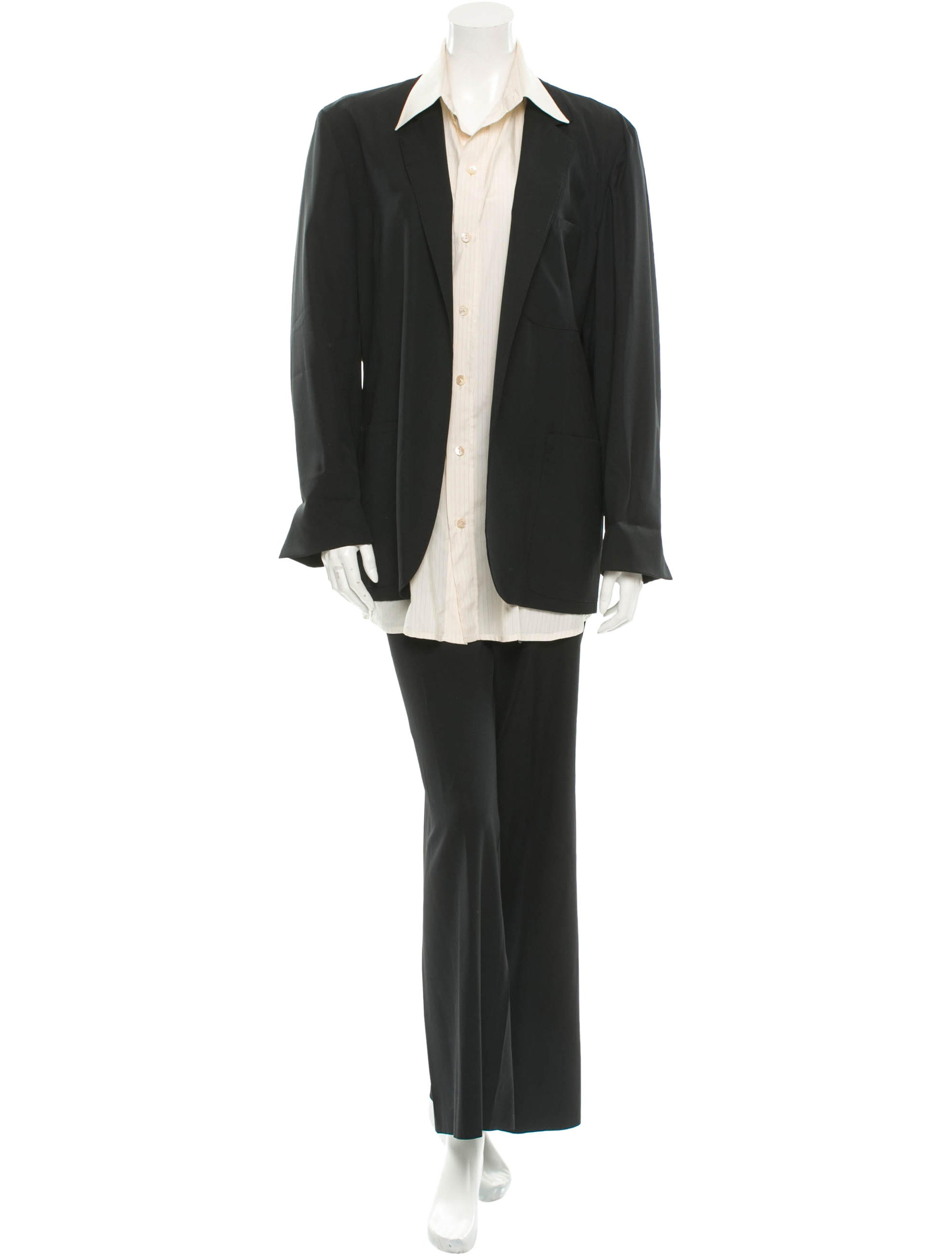 Jean paul gaultier pantsuit clothing jea22509 the for Jean paul gaultier clothing