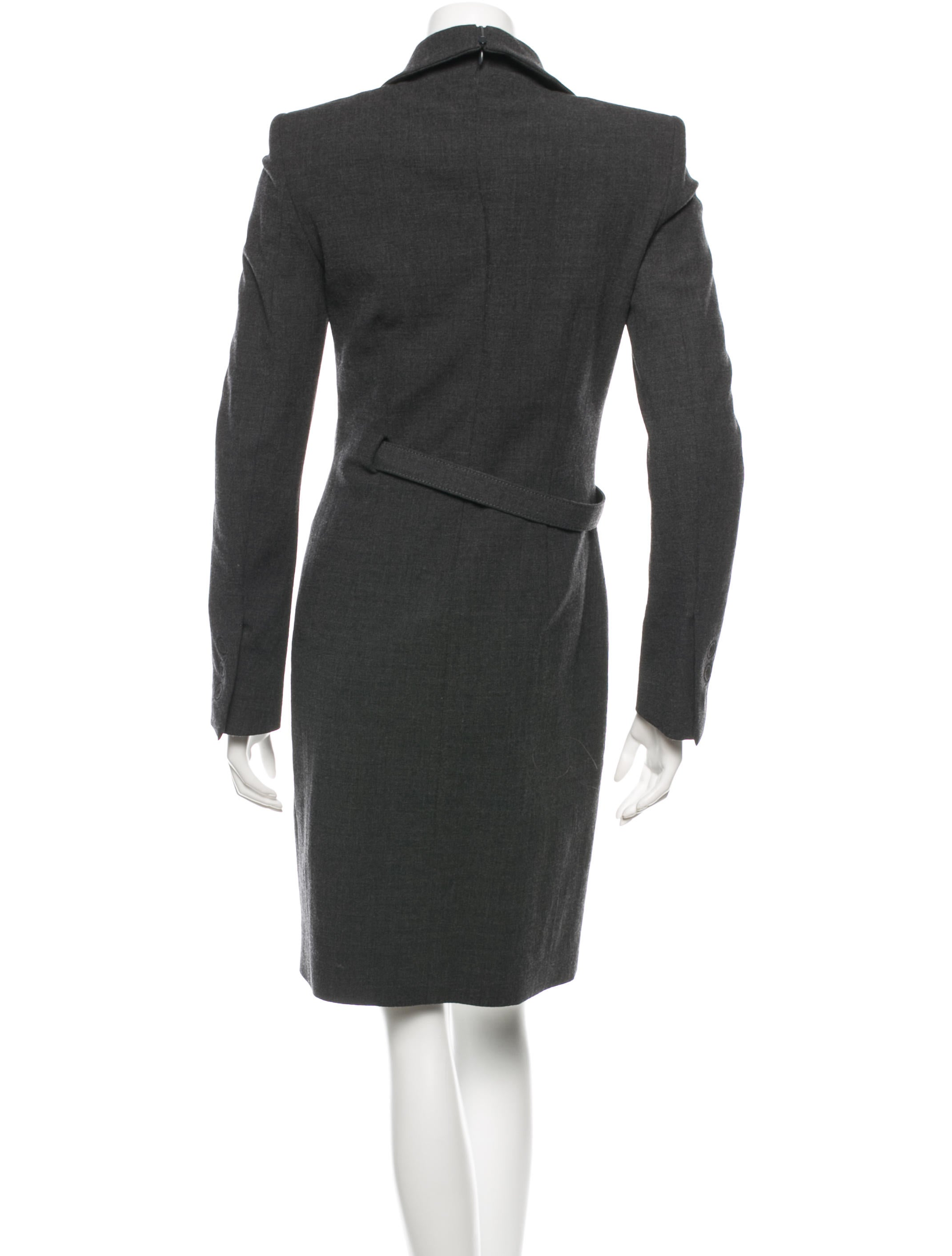 Jean paul gaultier wool coat dress clothing jea24118 for Jean paul gaultier clothing