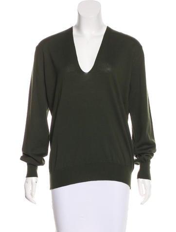 Jean Paul Gaultier Wool Knit Sweater None