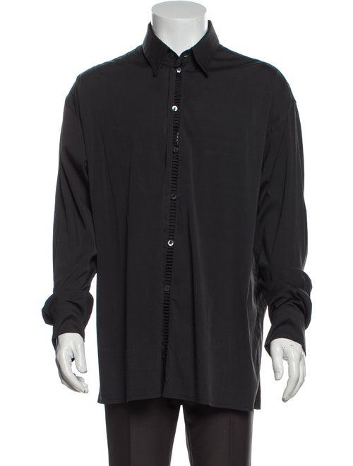 Jean Paul Gaultier Vintage Long Sleeve Dress Shirt