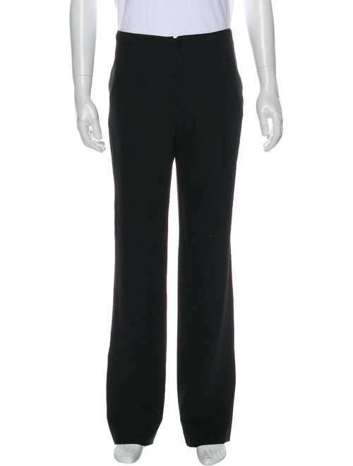Jean Paul Gaultier Wool Dress Pants Wool