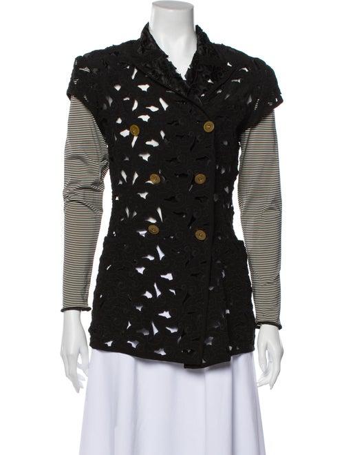 Jean Paul Gaultier Vintage Printed Evening Jacket