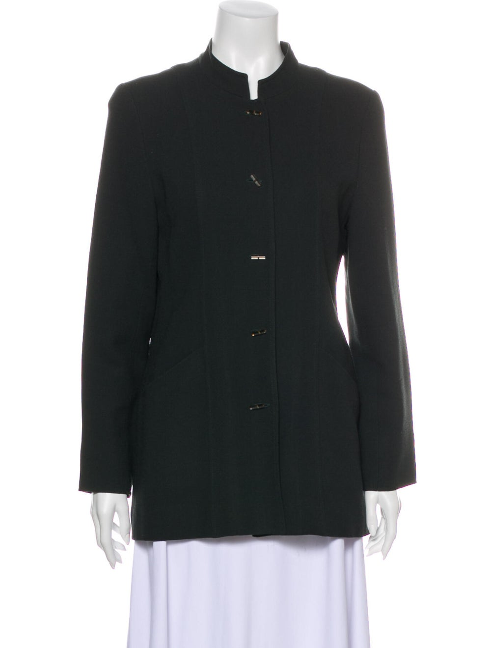 Jean Muir Wool Evening Jacket Wool - image 1