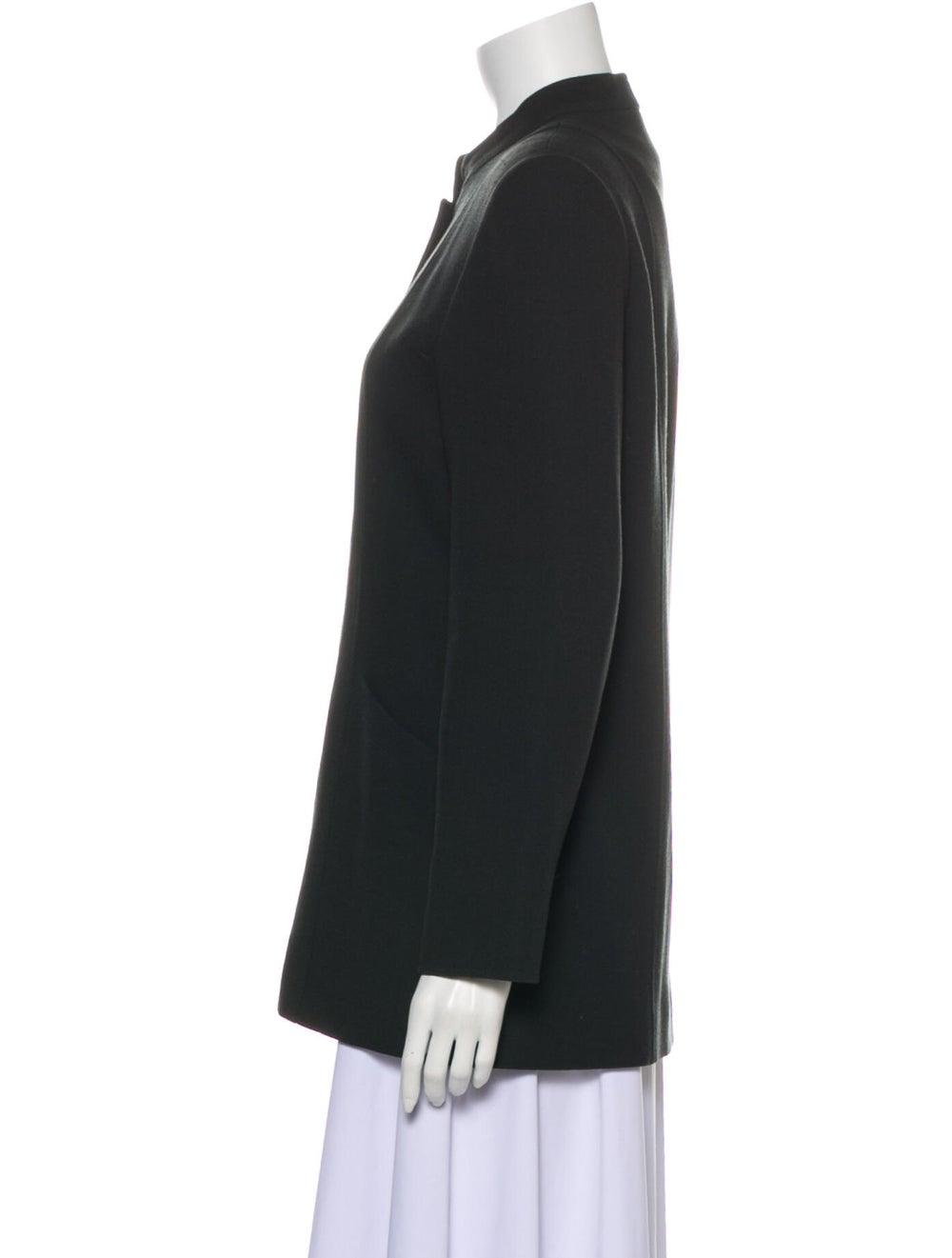 Jean Muir Wool Evening Jacket Wool - image 2